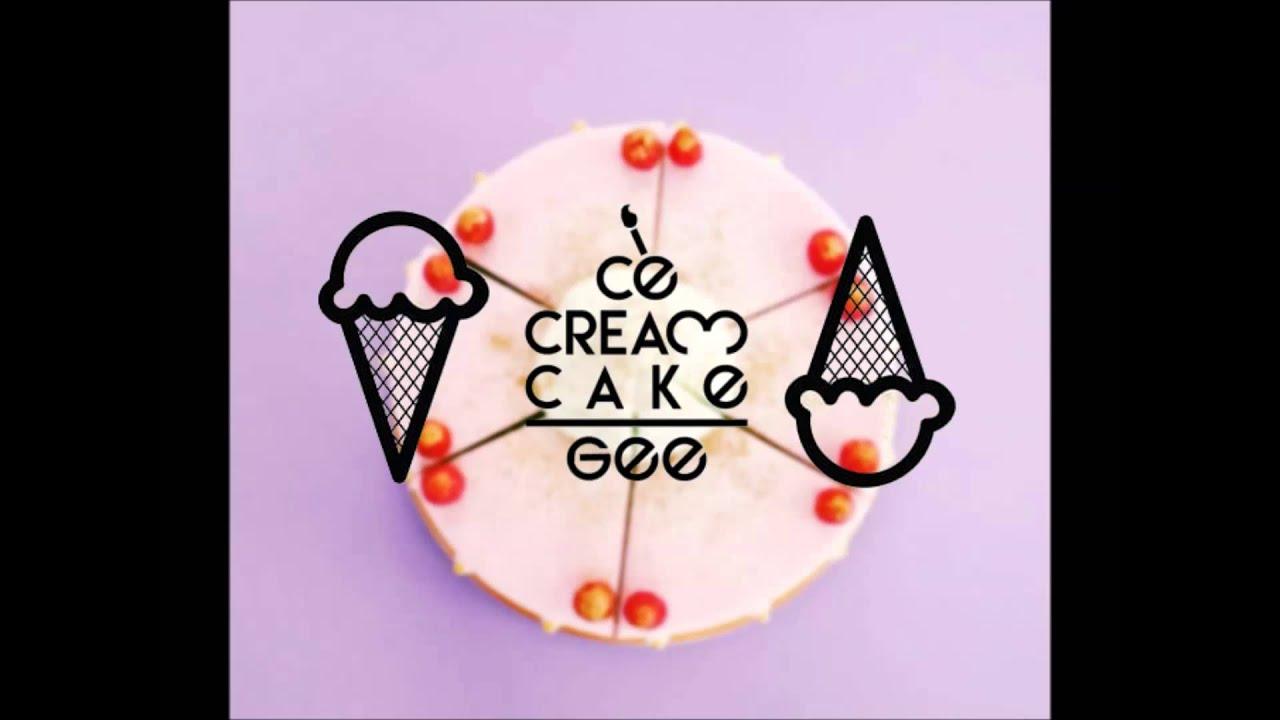 Logo Red Velvet Ice Cream Cake