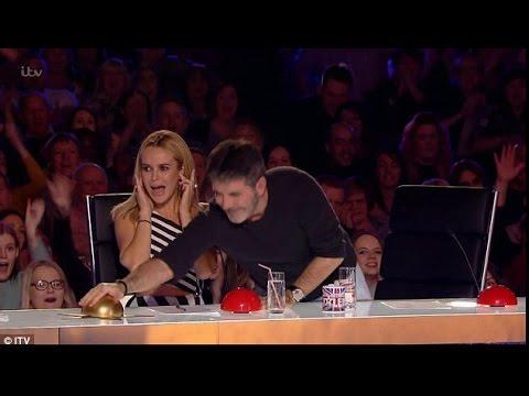 TOP 10 Golden Buzzer Britain's Got Talent