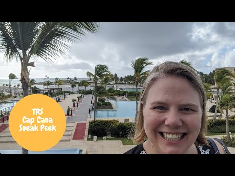 Punta Cana All Inclusive Resort: TRS Cap Cana Sneak Peak