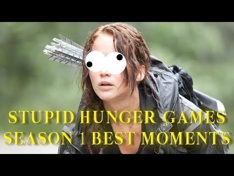 Stupid Hunger Games (Season 1 Best Moments!)