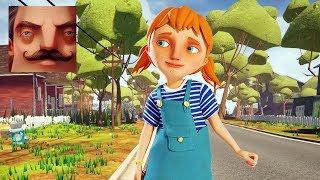 видео: HELLO NEIGHBOR MYA - My New Neighbor MYA FULL HISTORY Gameplay Walkthrough