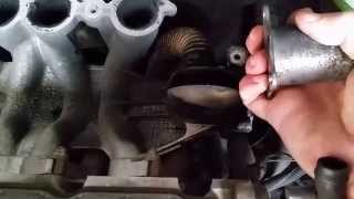 Meca-Prive.fr / Suppression - Neutralisation Vanne Egr - Renault Clio 2 - 1.9D