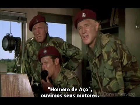 Selvagens Cães de Guerra (the wild geese) MP4