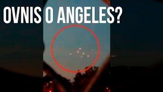 LA VERDAD de los OVNIS o ANGELES en Milwaukee @OxlackCastro