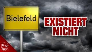 Bielefeld existiert nicht! Dumme Verschwörungstheorien!