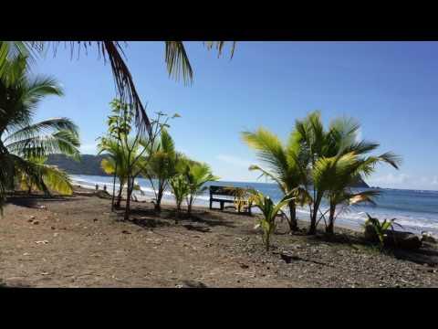 Samara Beach, 40 seconds in paradise 2017
