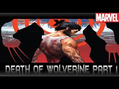 ฤดูล่าหมาป่า[Death of Wolverine Part 1]comic world daily