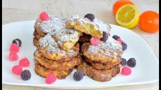 Вкусное и простое творожное печенье рецепт