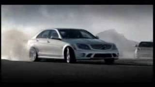 Mercedes Benz C63 AMG Commercial