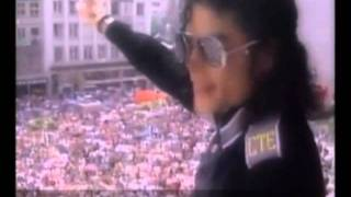 Michael Jackson Music Video Stranger in moscow (instrumental)