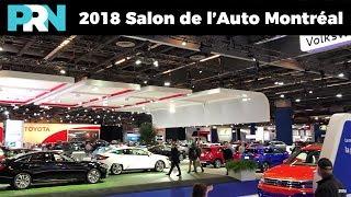Salon de l'Auto 2018 | Montréal Auto Show | TestDrive Garage