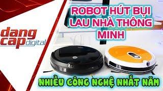 Mở hộp Probot Nelson A3S Camera | Robot hút bụi lau nhà nhiều công nhất năm!! - Dangcapdigital