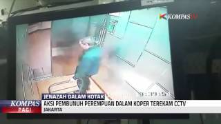 Gambar cover Pembunuhan Wanita dalam Kotak Terekam CCTV