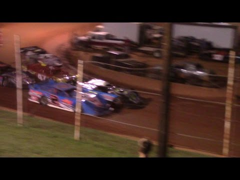 Winder Barrow Speedway Limited Late Model Feature Race 8/1/15