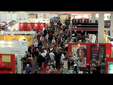 Book Fair Gothenburg 2007 - MTA International Sweden Studios