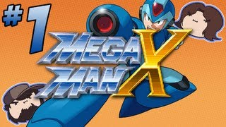 Mega Man X: So Chill - PART 1 - Game Grumps