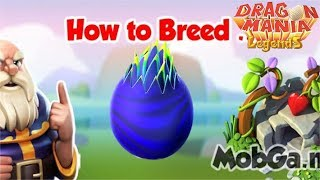 How to breed Lumino dragon?,Gameplay, Dragon Mania Legends -part 574