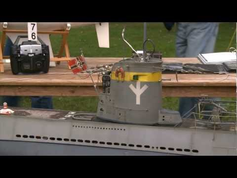 RC German U-Boat type 2C