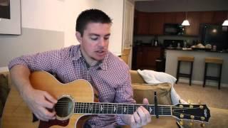 "How to Play ""Wagon Wheel"" (Beginner Guitar)"