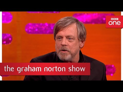 Mark Hamill and the biggest secret of cinema history - The Graham Norton Show: 2017 - BBC One