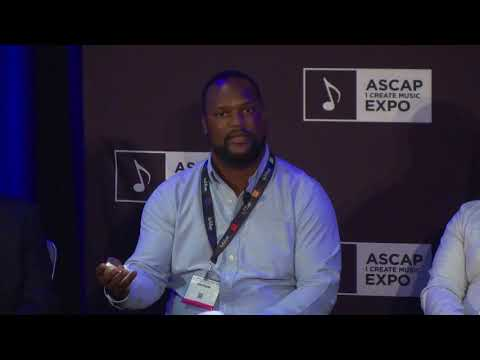 Revolutionizing Rights Management for Artists | ASCAP EXPO 2018|