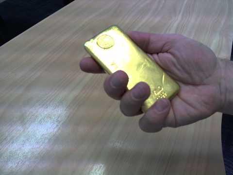 Kilo Perth Mint Gold Bar