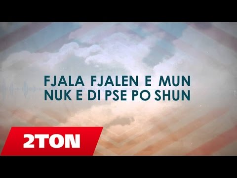 2TON - Ta fali jeten (Official Video Lyrics) 2016