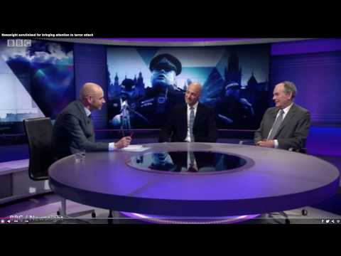 Respected Columnist Simon Jenkins Let's BBC Newsnight Hear Some Home Truths