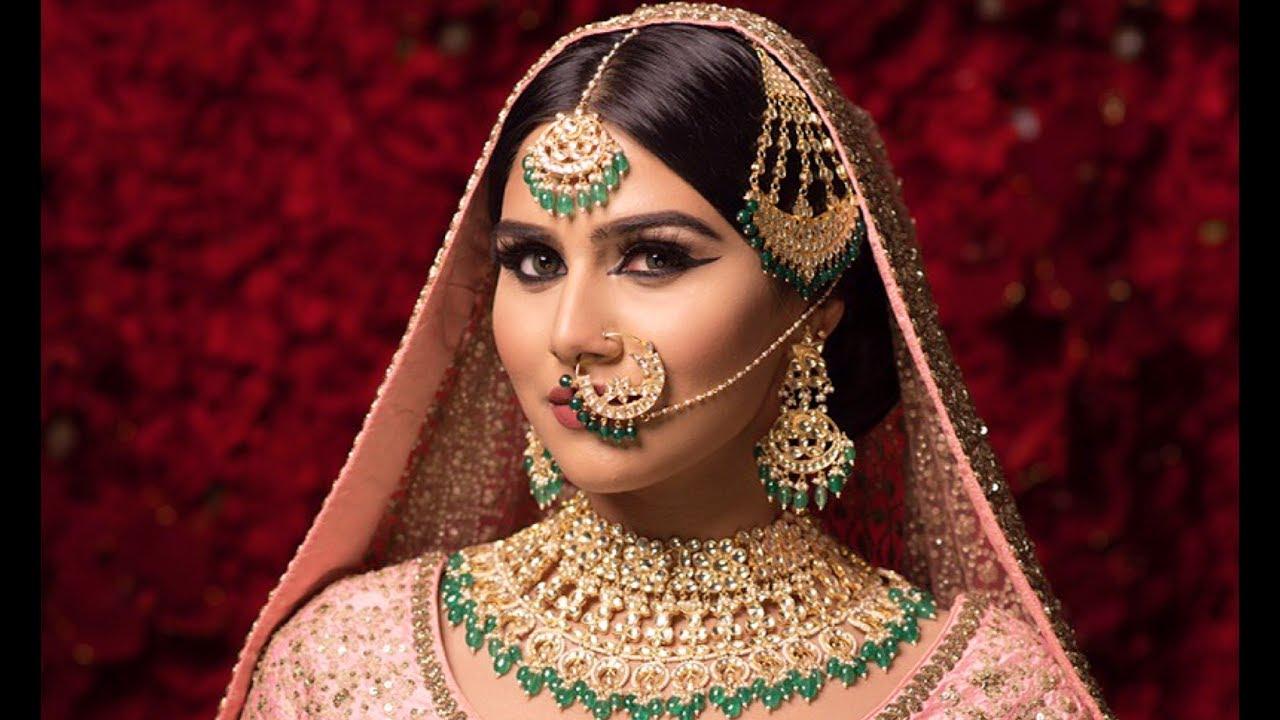 VLOG | Indian Bridal Make Up Artist + Photo Shoot | keepingupwithmona