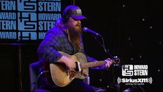 "Chris Stapleton ""Broken Halos"" Live on the Howard Stern Show"