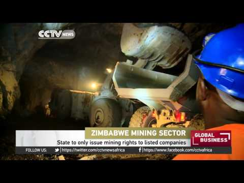 Zimbabwe To Only Issue Mining Rights To Listed Companies