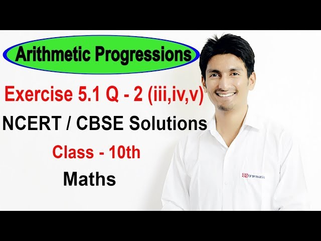 Exercise 5.1 Questions 2 (iii,iv,v) - NCERT/CBSE Solutions for Class 10th Maths || Truemaths
