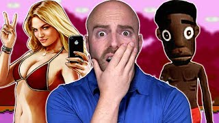 Repeat youtube video 10 Most OFFENSIVE VIDEO GAMES Ever Made!