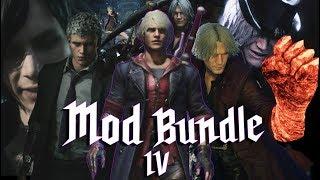 Devil May Cry 5 - 【Mod Showcase Bundle IV】