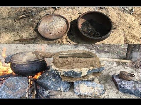 Primitive Survival Skills: Primitive Technology Salt Water Filter - Full