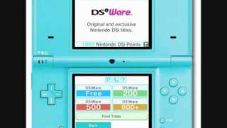 Repeat youtube video DSi Shop Theme (High Quality)