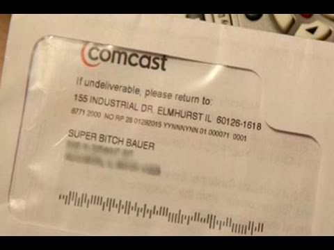 The 'Super Bitch' of Comcast