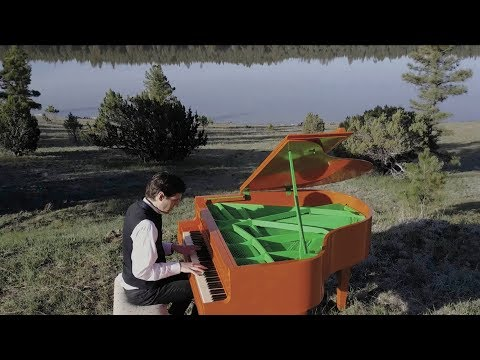 Healing Piano - Summer By the Lake - Original Composition by Jacob Koller - Sheet Music