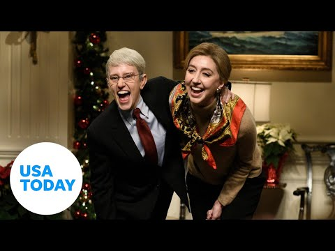 SNL: Bra hits 'Dr. Fauci,' The Boss performs   USA TODAY