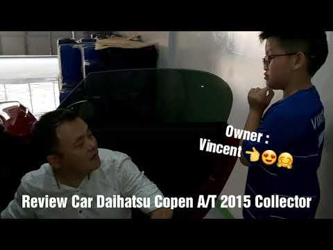 Review Car Daihatsu Copen Turbo 700CC  A/T 2015