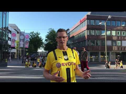 Dortmund City 27.5.2017 DFB Pokal Finale