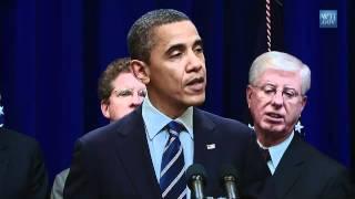 Obama on Landmark Housing Settlement with Banks