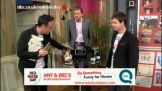 Ant and Dec's Big Red Nose Challenge