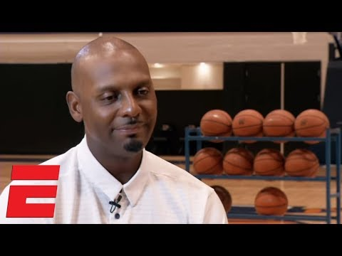 Penny Hardaway Travels Full Circle To Coach Memphis Tigers | College Basketball Interviews