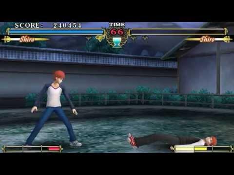 Fate/Unlimited Codes (Arcade - Shiro)
