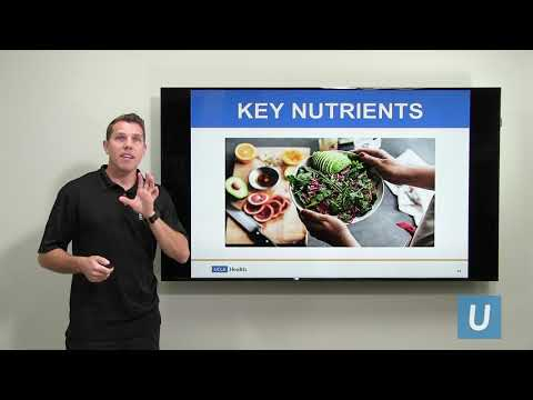 The Power of Nutrition - Luke Corey, RD, LDN | UCLAMDCHAT