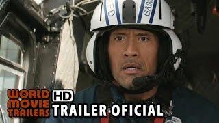 Terremoto: A Falha de San Andreas Trailer Oficial #1 Dublado (2015) - Dwayne Johnson HD
