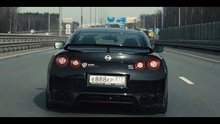 Первые тесты моего 1000 л.с. Nissan GT-R. Тормоза для Волги