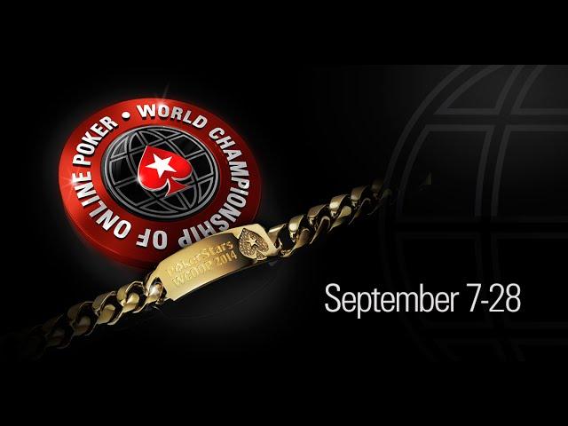 WCOOP 2014: Event #45, $2,100 No-Limit Hold'em | PokerStars
