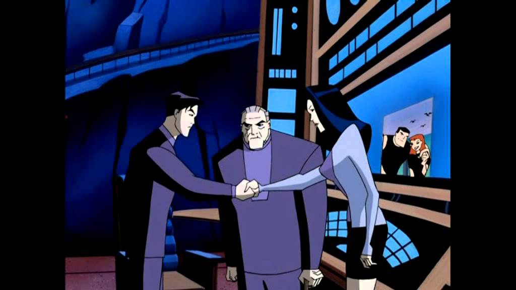 Image result for batman beyond out of the past
